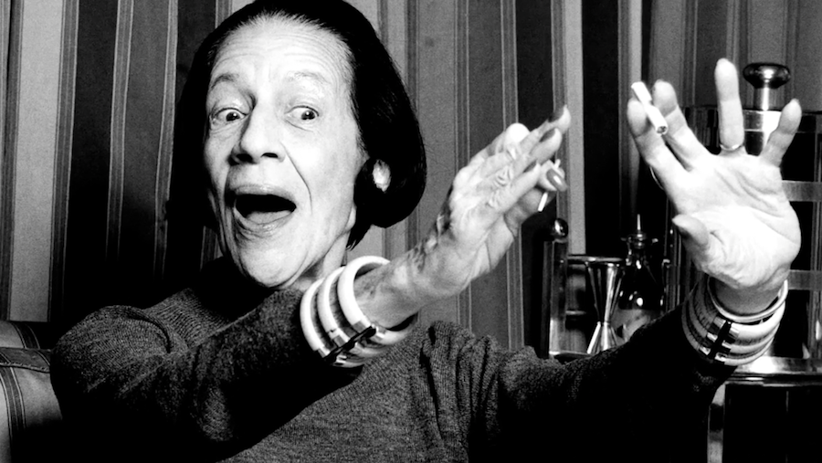 Documentary: Diana Vreeland The eye has to travel
