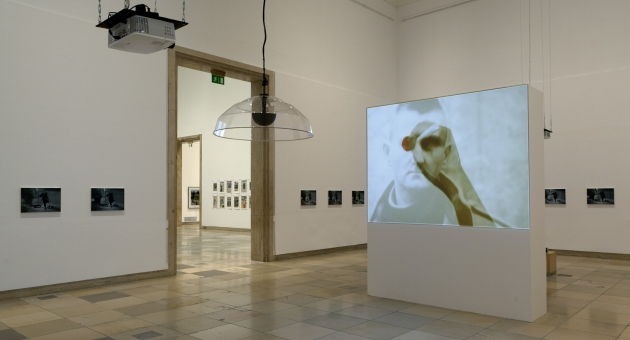 Image Counter Image, installation view Haus der Kunst, photo Wilfried Petzi